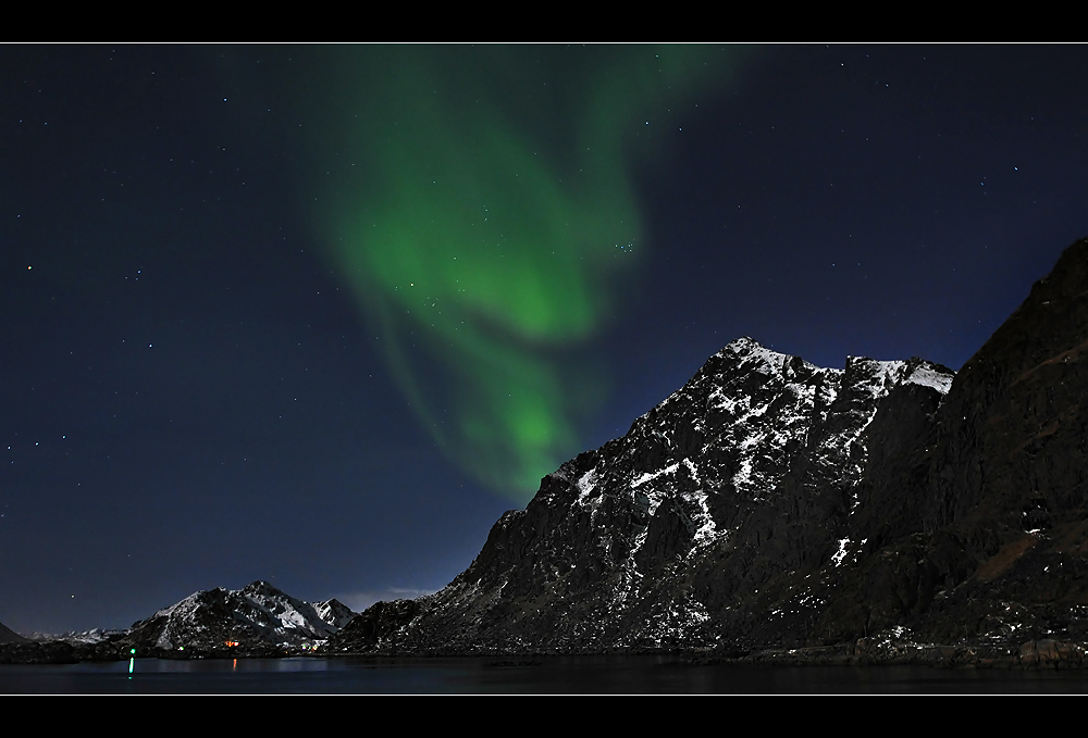 Northern Lights ...