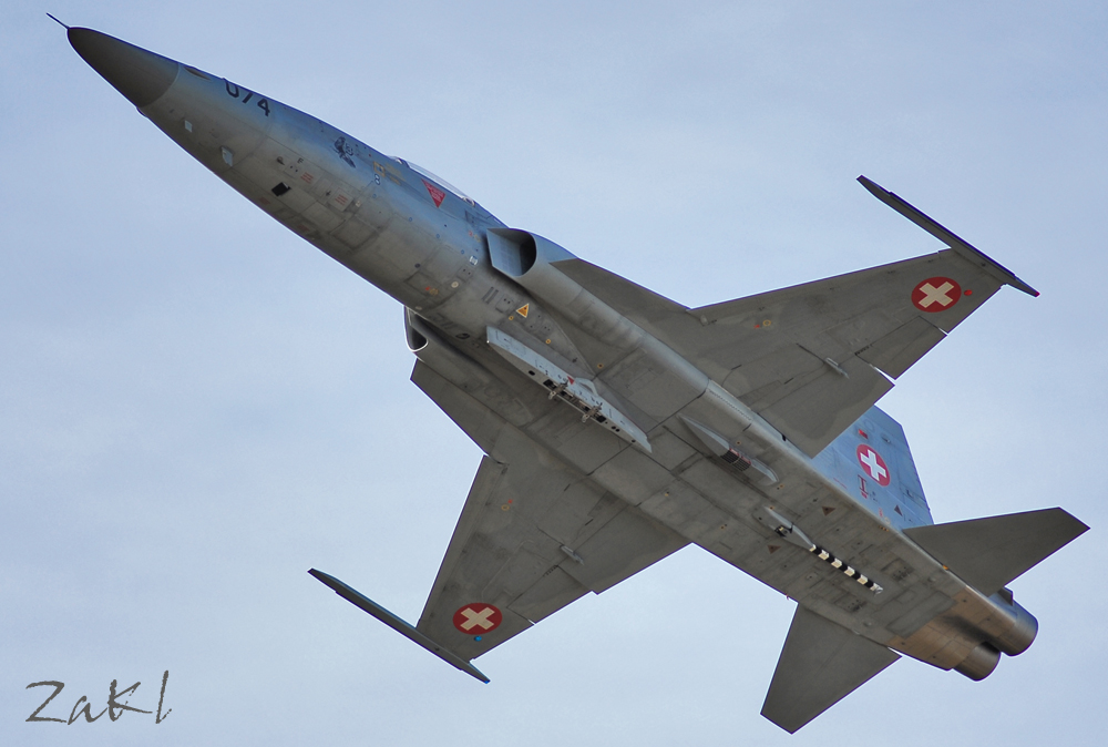 Northrop Tiger F5