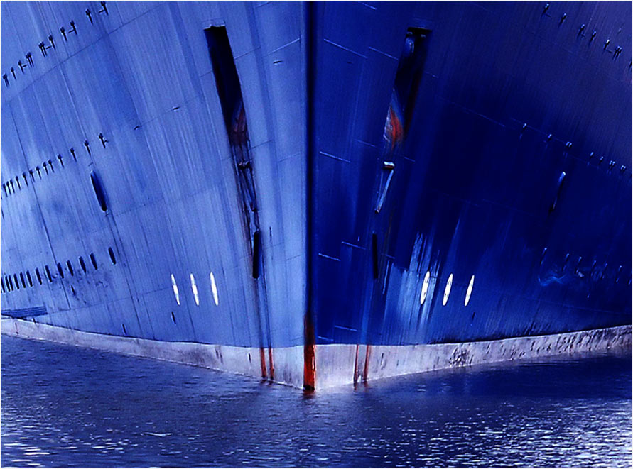 Norway - blue.....