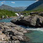 Norway | colored rivers |
