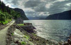 Norwegen - Am Nordfjord