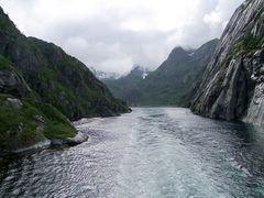 Norwegen, die Fjorde