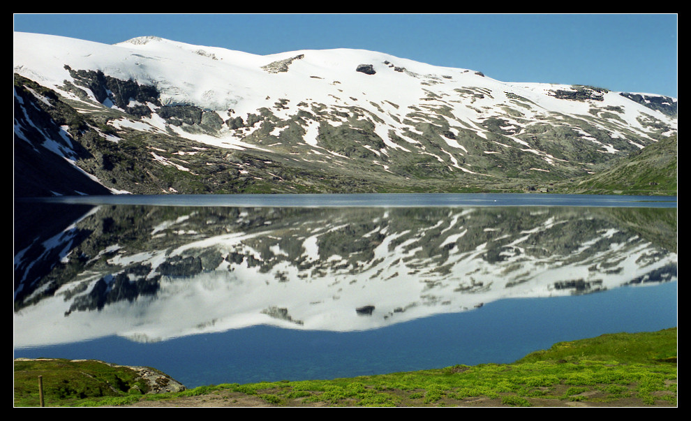 Norwegen: Djupvatnet - auf dem Weg zum Dalsnibba