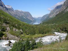 Norwegen Fjordrückblick