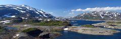 Norwegen - Haukelifjell