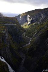 Norwegen im Herbstlicht