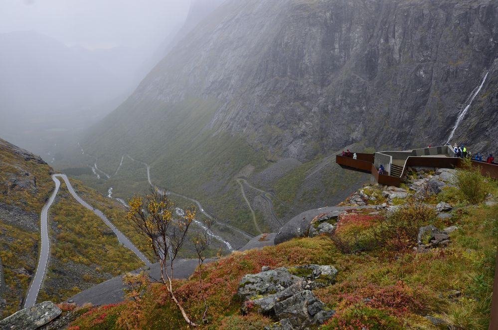 Norwegen im  September