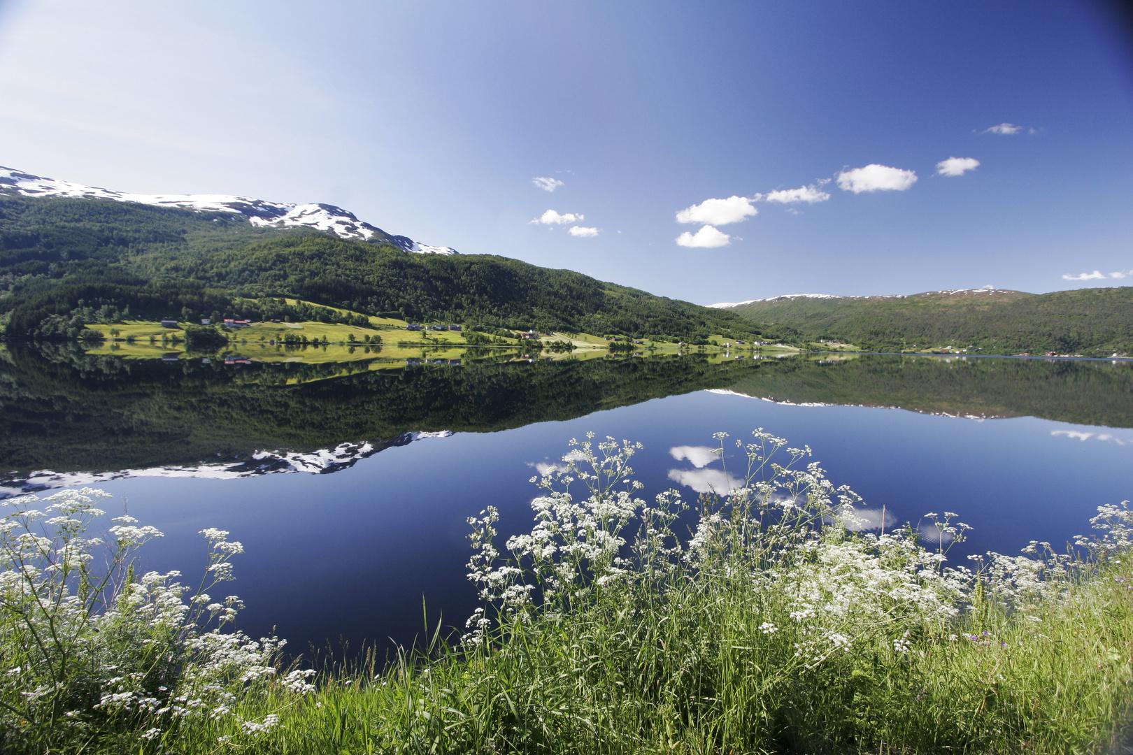 Norwegen - Land der unzähligen Seen