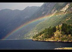 Norwegen: Nærøyfjord