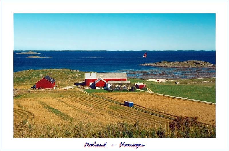 Norwegen - Oerland