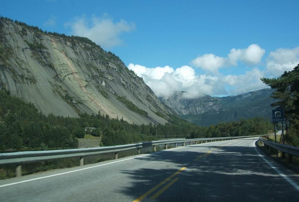 Norwegen - on the road