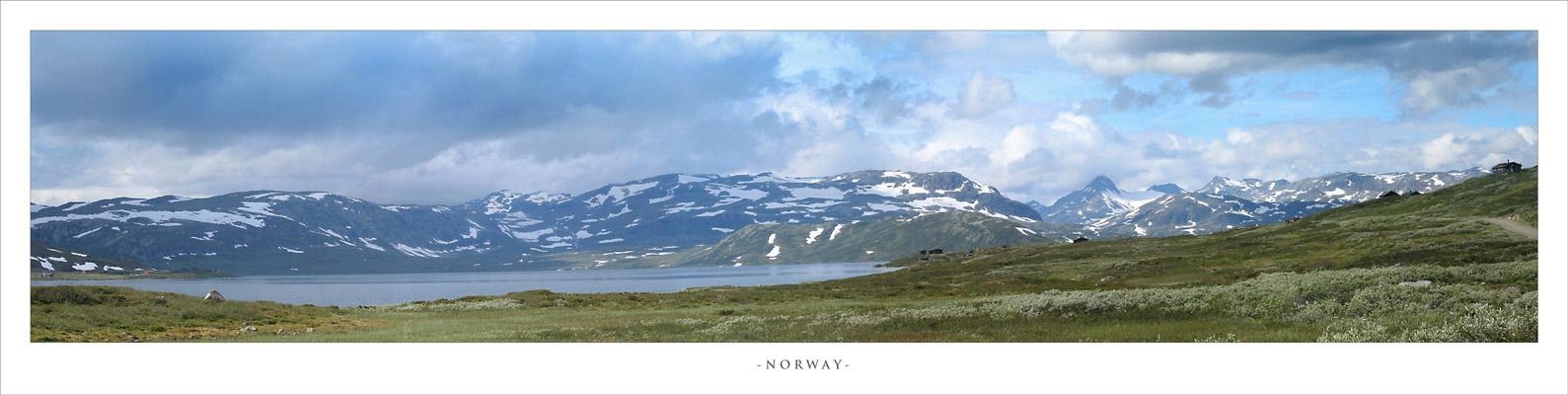 Norwegen - Panorama