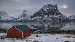 Norwegen, Senja
