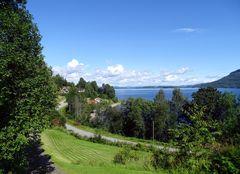 Norwegen - Tyrifjorden