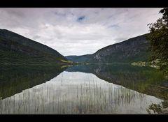 Norwegen: Vangsvatnet