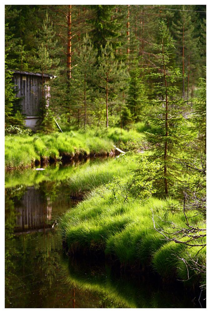 Norwegian idyll