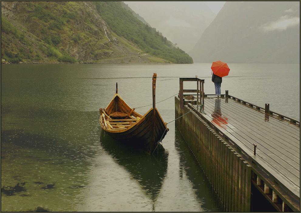 norwegian rainy days blues