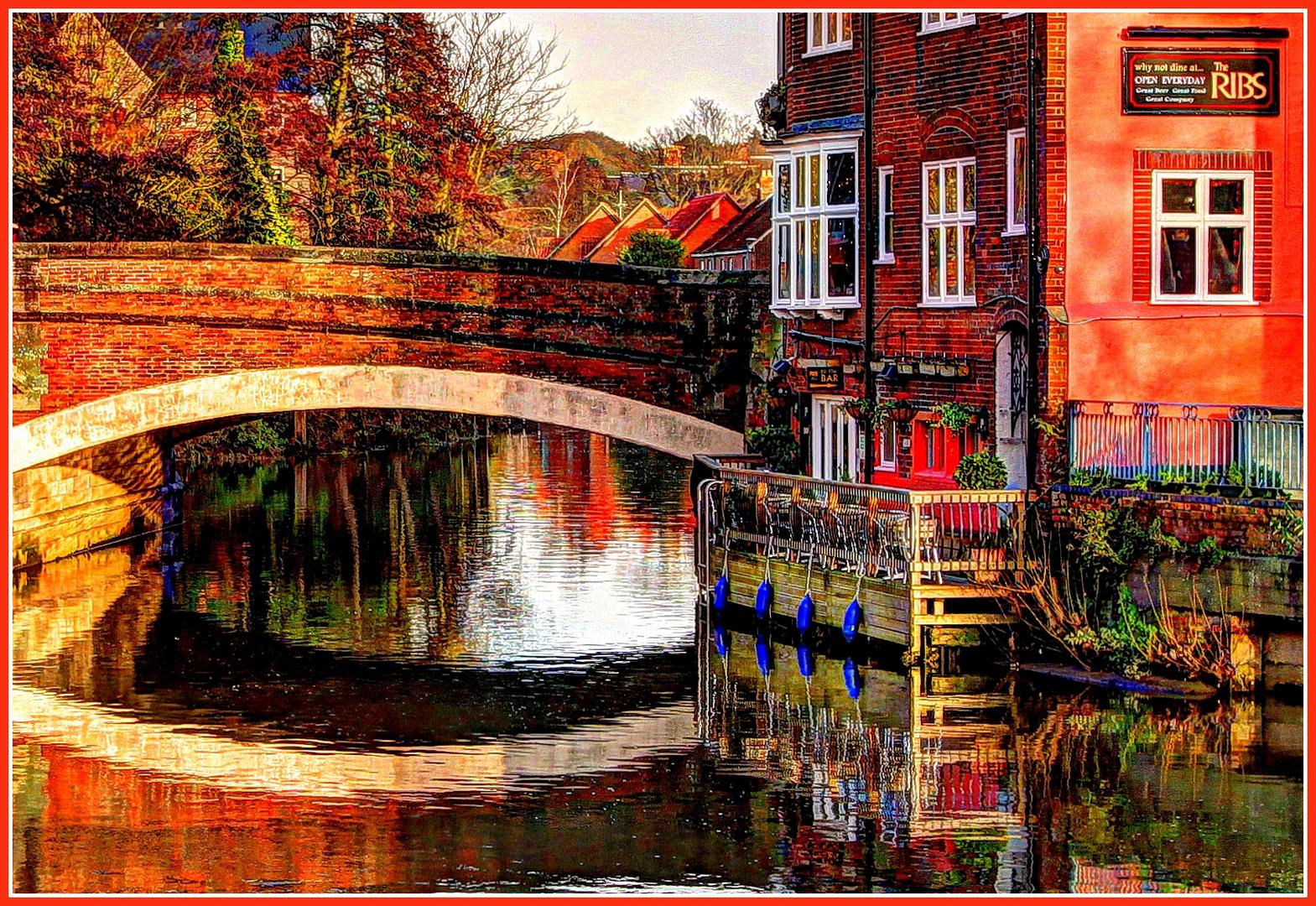Norwich The Ribs
