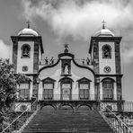 Nossa Senhora do Monte ist eine katholische Wallfahrtskirche in Monte auf Madeira.