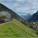 Nostalgie in den Alpen IX