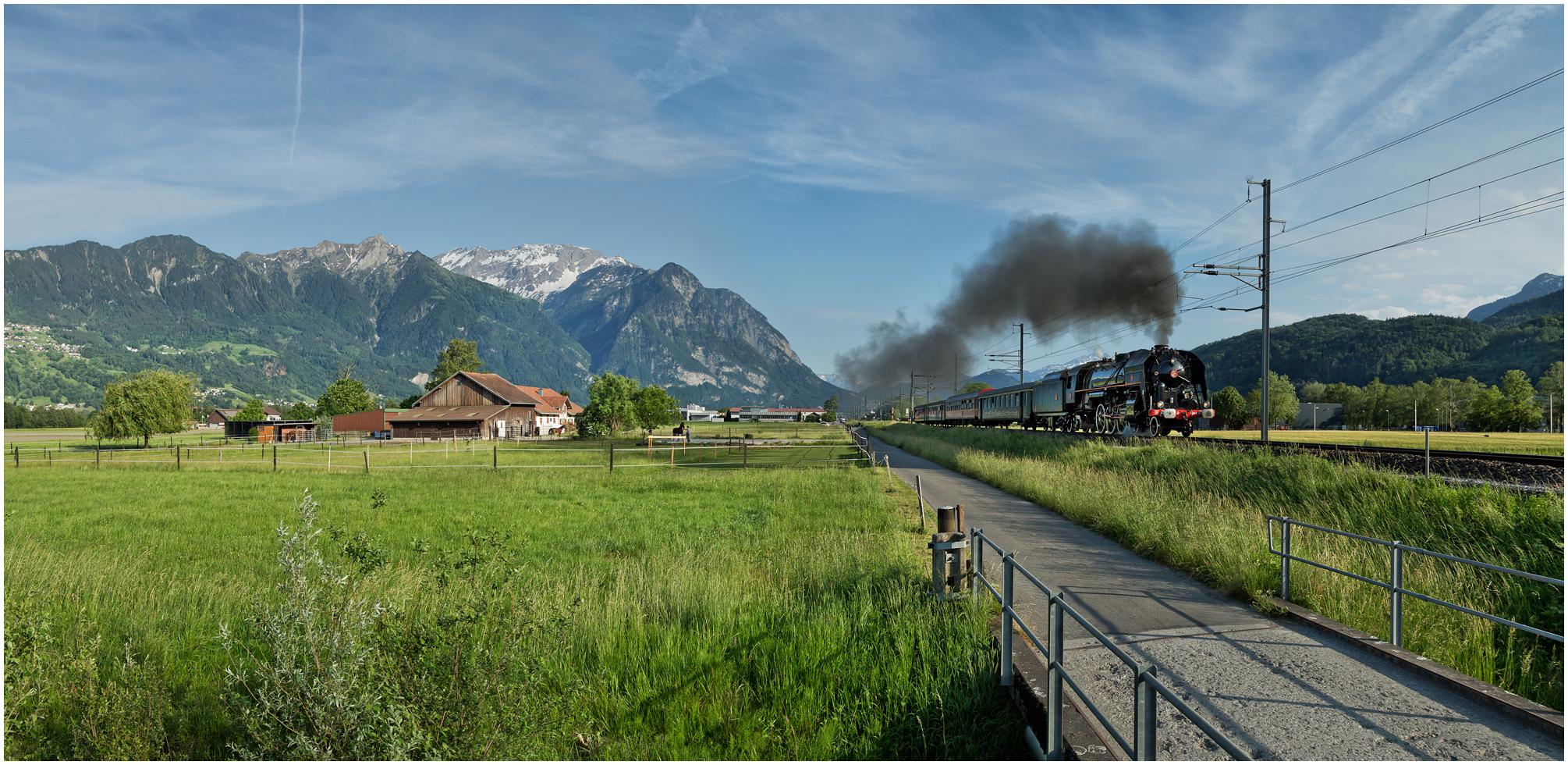 Nostalgie in den Alpen XV