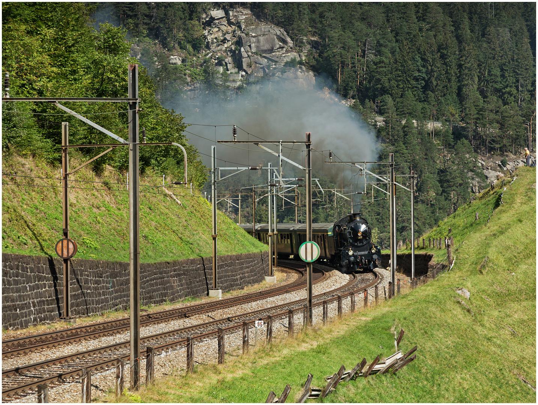 Nostalgie in den Alpen XVIII