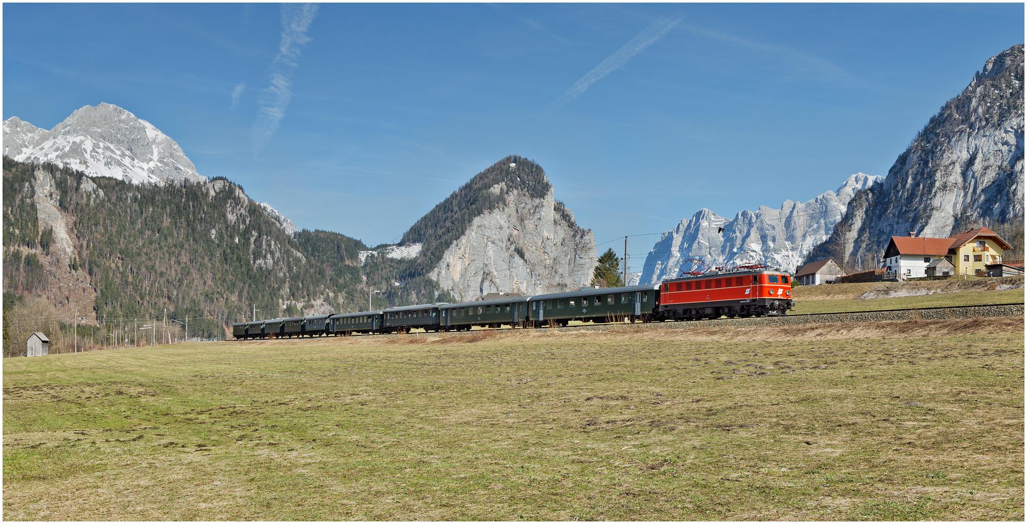 Nostalgie in den Alpen XXIX
