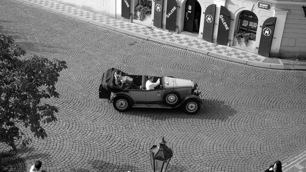 Nostalgie in Prag