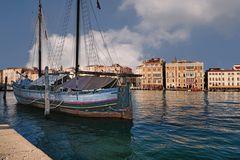 Nostalgie in Venedig