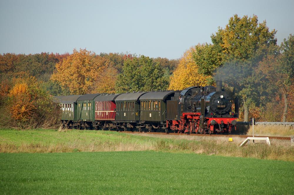 Nostalgiebahn - Westfalendampf 5