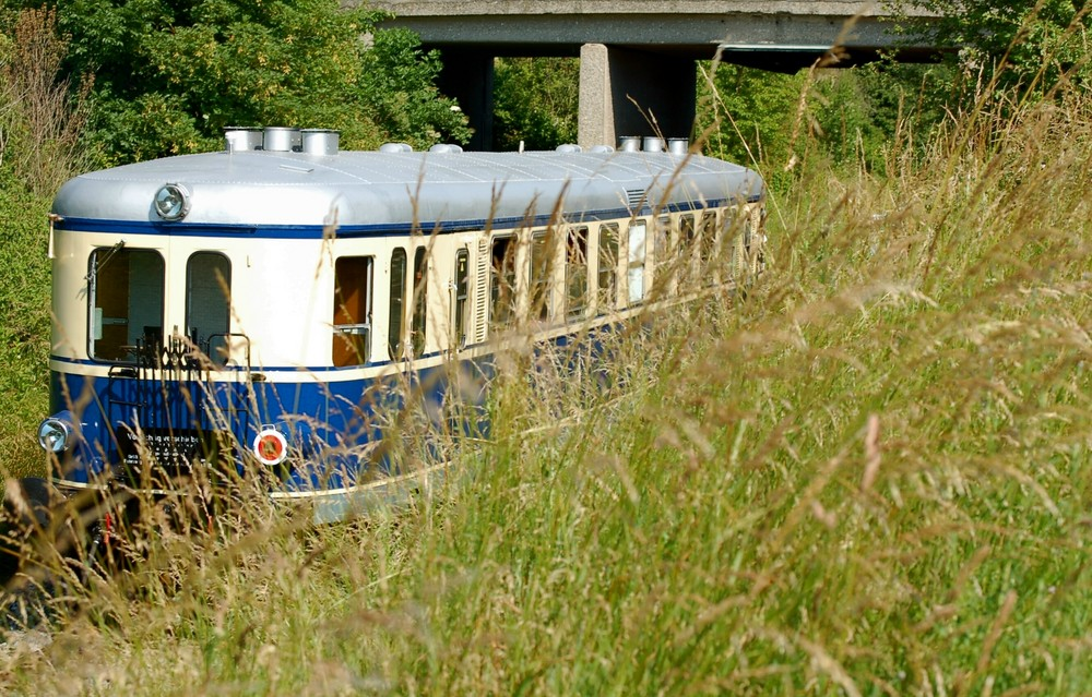 Nostalgietriebwagen VT42 / 5042.14 d. ÖBB; II.