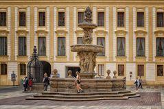 Nostalgische Baukunst -  Prag  -