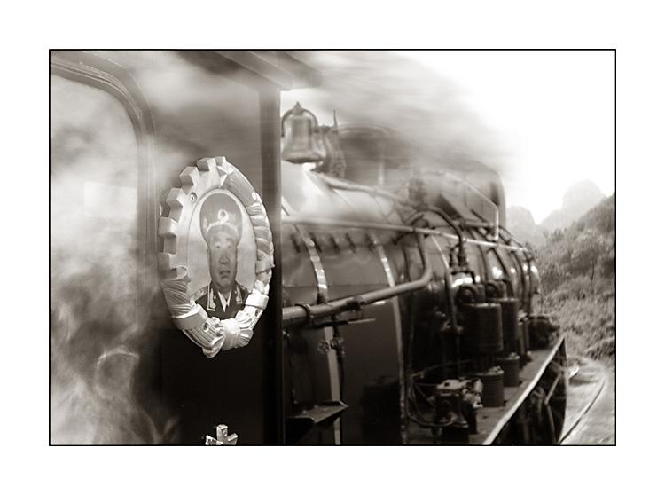 Nostalgische Dampflokfahrt nach Shi Du