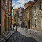 Nostalgische Gassen - Prag - 2020