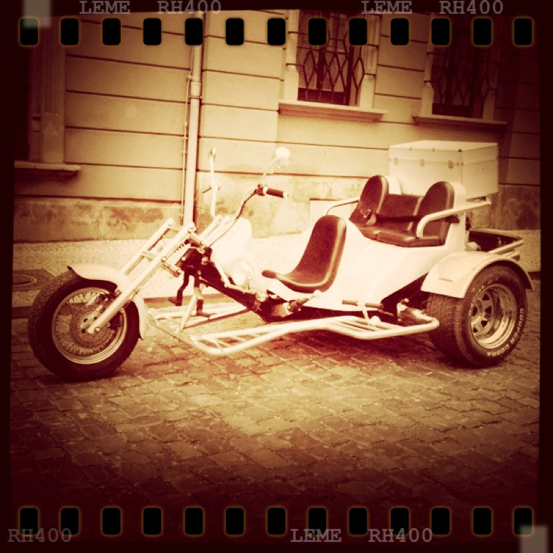 nothing is like the trike