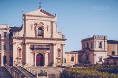 Noto - Basilica del Santissimo Salvatore