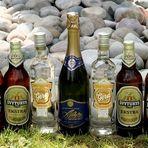 Notration litauischer Getränke.