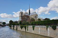 Notre-Dame at the Seine