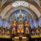 Notre-Dame Basilica de Montréal