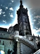 Notre Dame de la Garde in Marseille 2