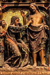 Notre Dame de Paris : le Chœur du Cloitre