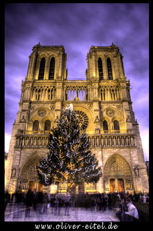 Notre Dame HDR