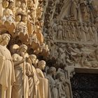 Notre Dame : il portale del Giudizio Universale