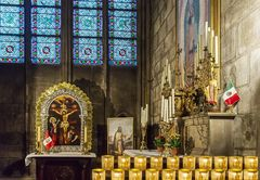Notre Dame - Innenraum