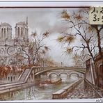 Notre Dame  (mit Gedicht)