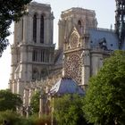 Notre Dame...à vélo...