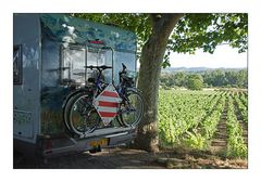 Notre Tour de France en Camping Car