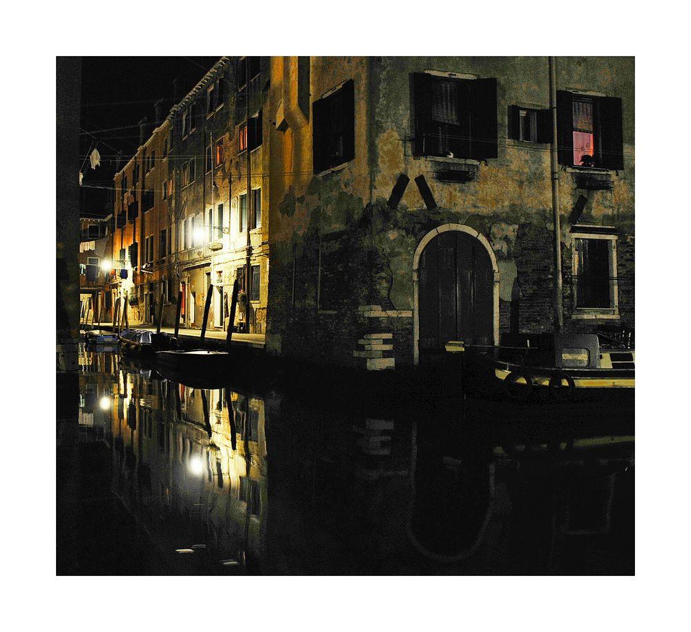 notte a Cannaregio
