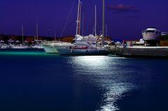 Notte al porto