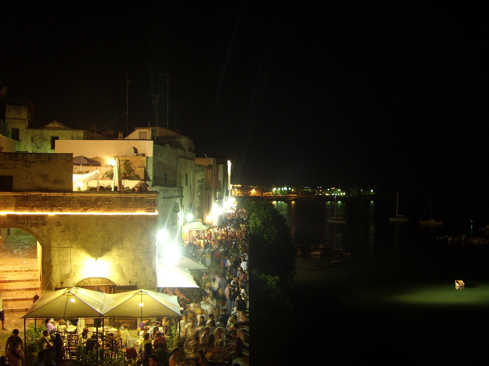 notte d'estate ad otranto